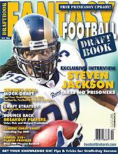 Fantasy Football DraftBook